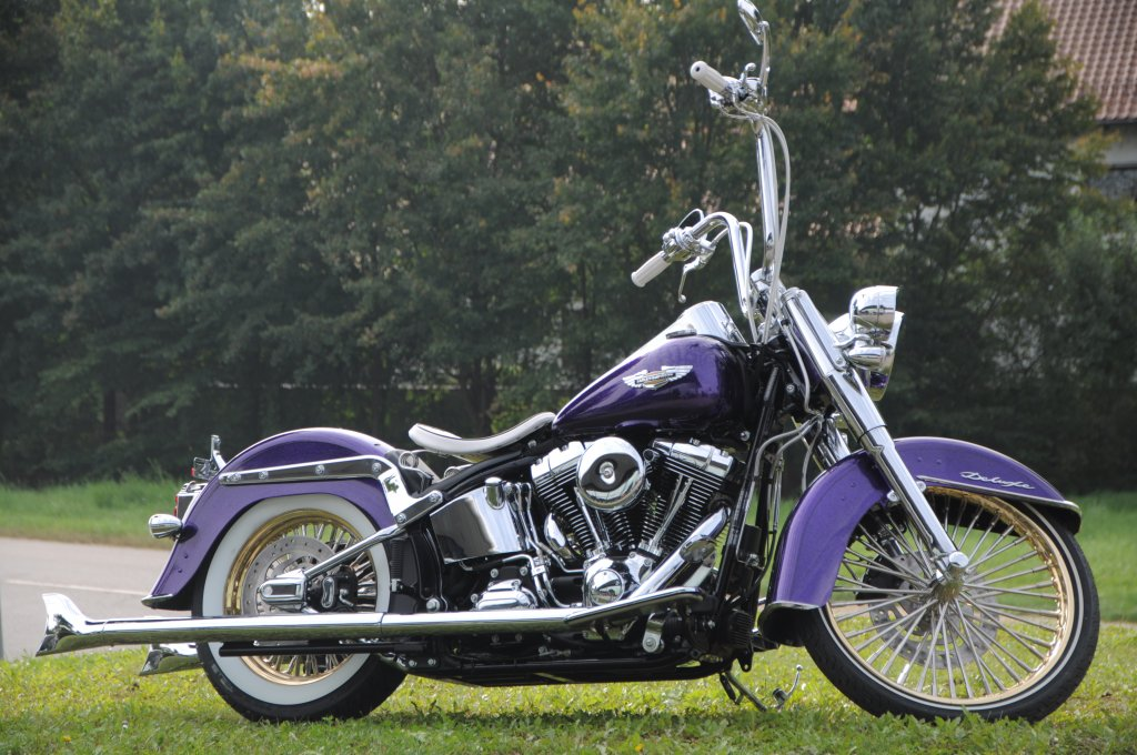 Harley Davidson Fatboy Parts